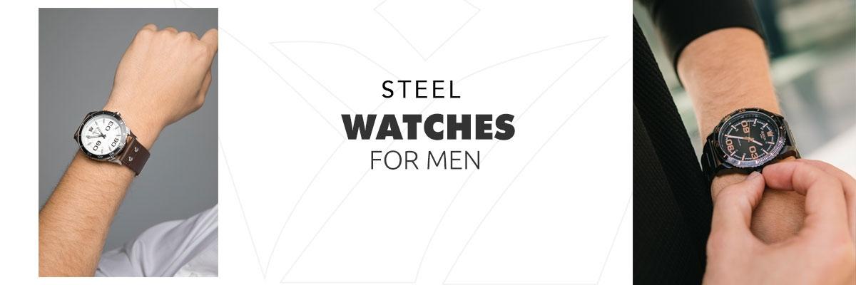 Season Unisex Steel