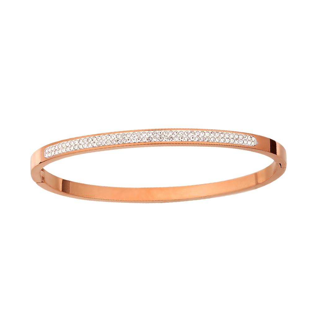 Βραχιόλι Season Jewels 1421-2 Ροζ Χρυσό