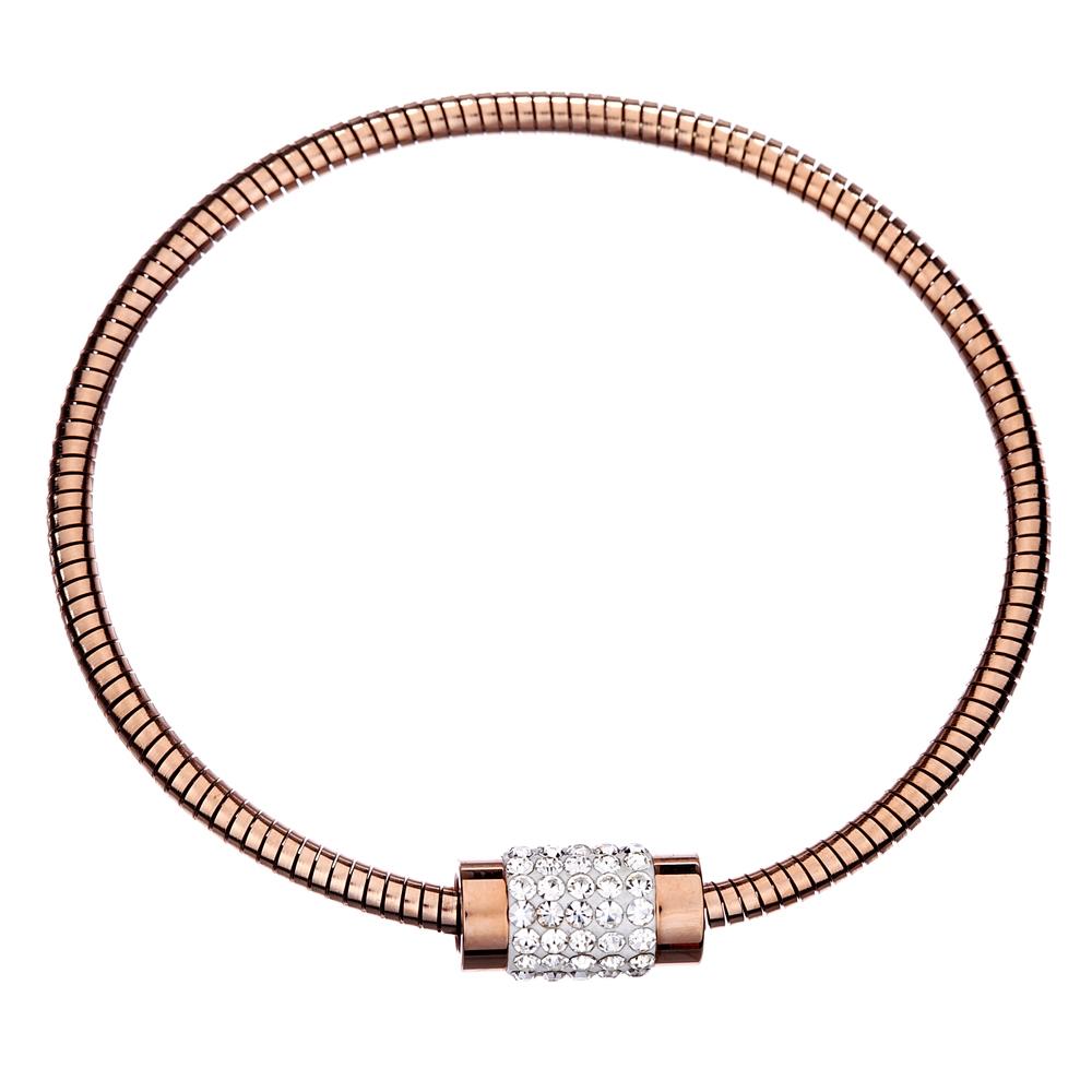 6f2582f391b Βραχιόλι Season Jewels 1525-2 Ροζ Χρυσό
