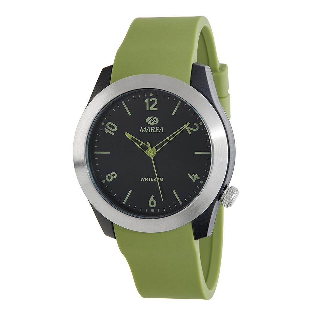 Ρολόι Ανδρικό Marea B35293-4 Πράσινο