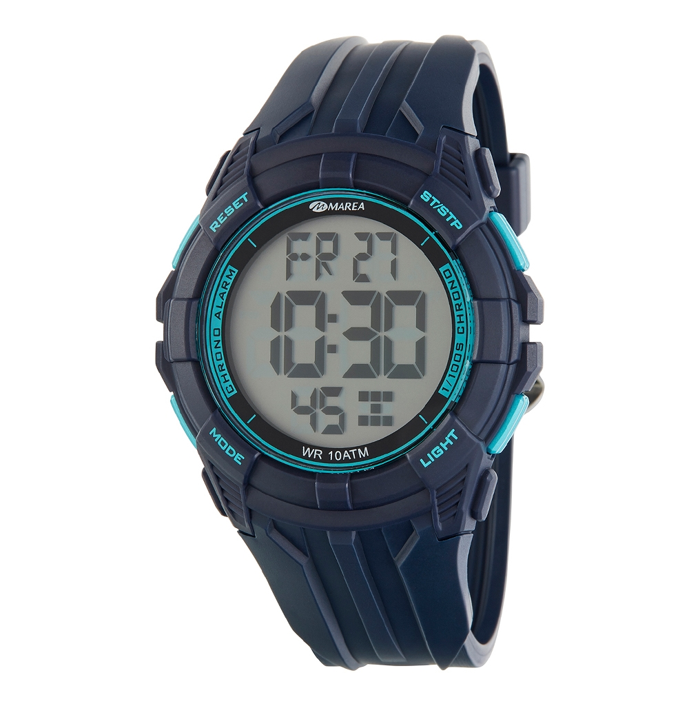 Watch Marea Man B40198-3 Blue