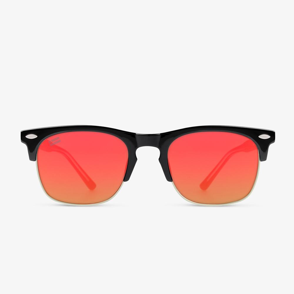 America SQ Shiny Black - Red DFKSUN0554