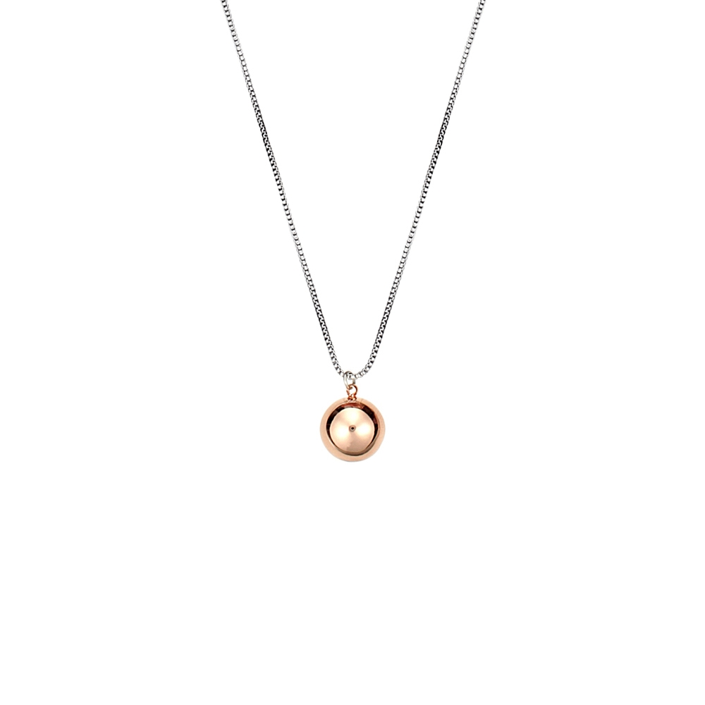 Κολιέ Season Jewels 1618-2 Ροζ Χρυσό