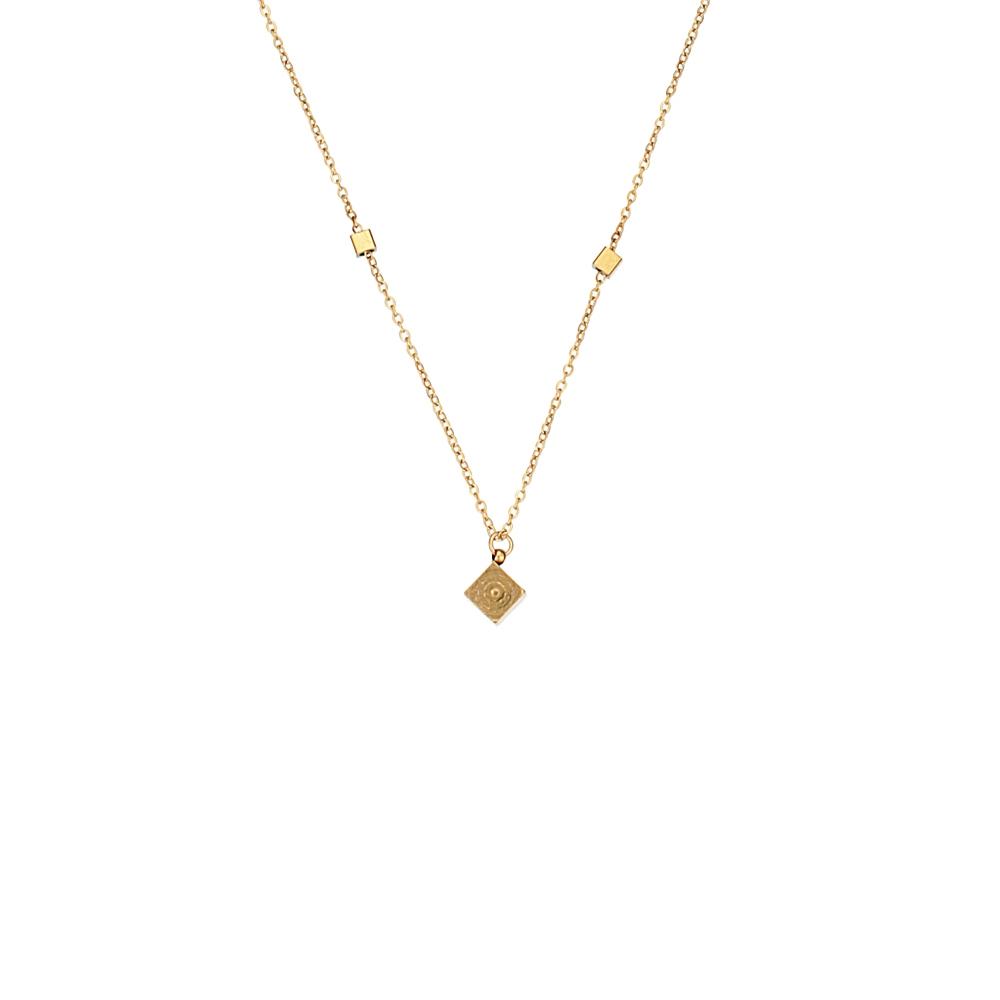 Κολιέ Season Jewels 16113-1 Χρυσό