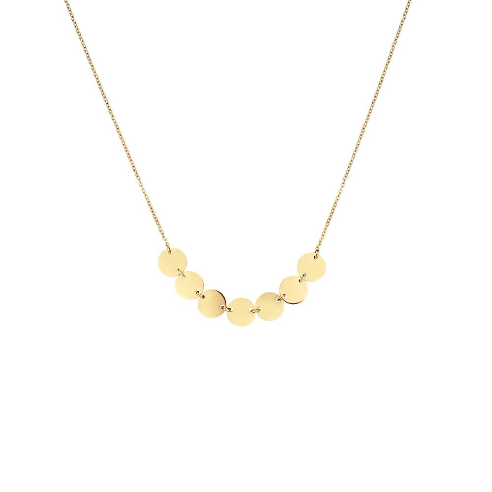 Κολιέ Season Jewels 16114-1 Χρυσό