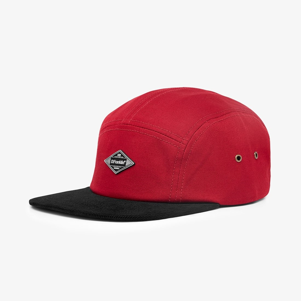 D.Franklin Red Cap GIKASNA107-0041