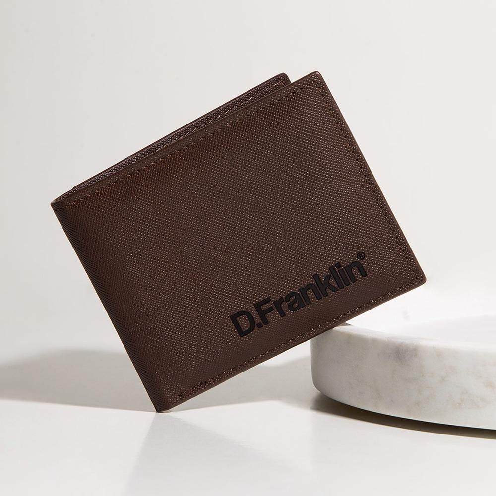 Πορτοφόλι D.Franklin Καφέ DFKWAL003-0022