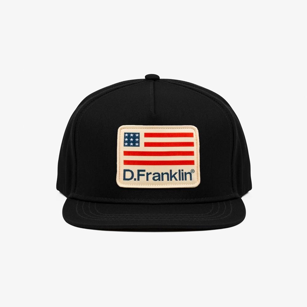 Καπέλο D.Franklin Μαύρο DFKSNA211-0020
