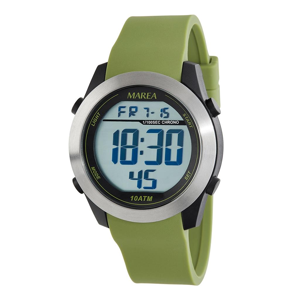 Ρολόι Ανδρικό Marea B35294-4 Πράσινο