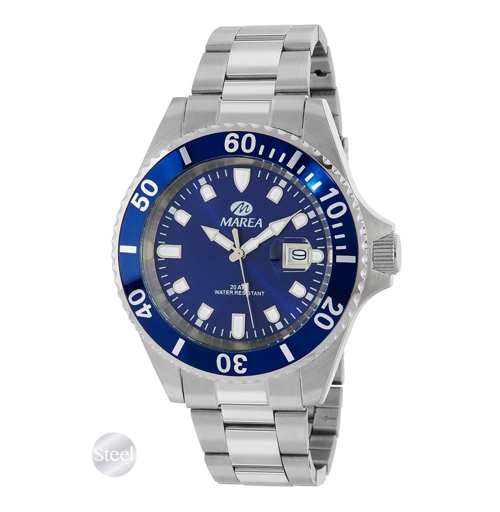 Watch Marea Man B36094-17 Blue