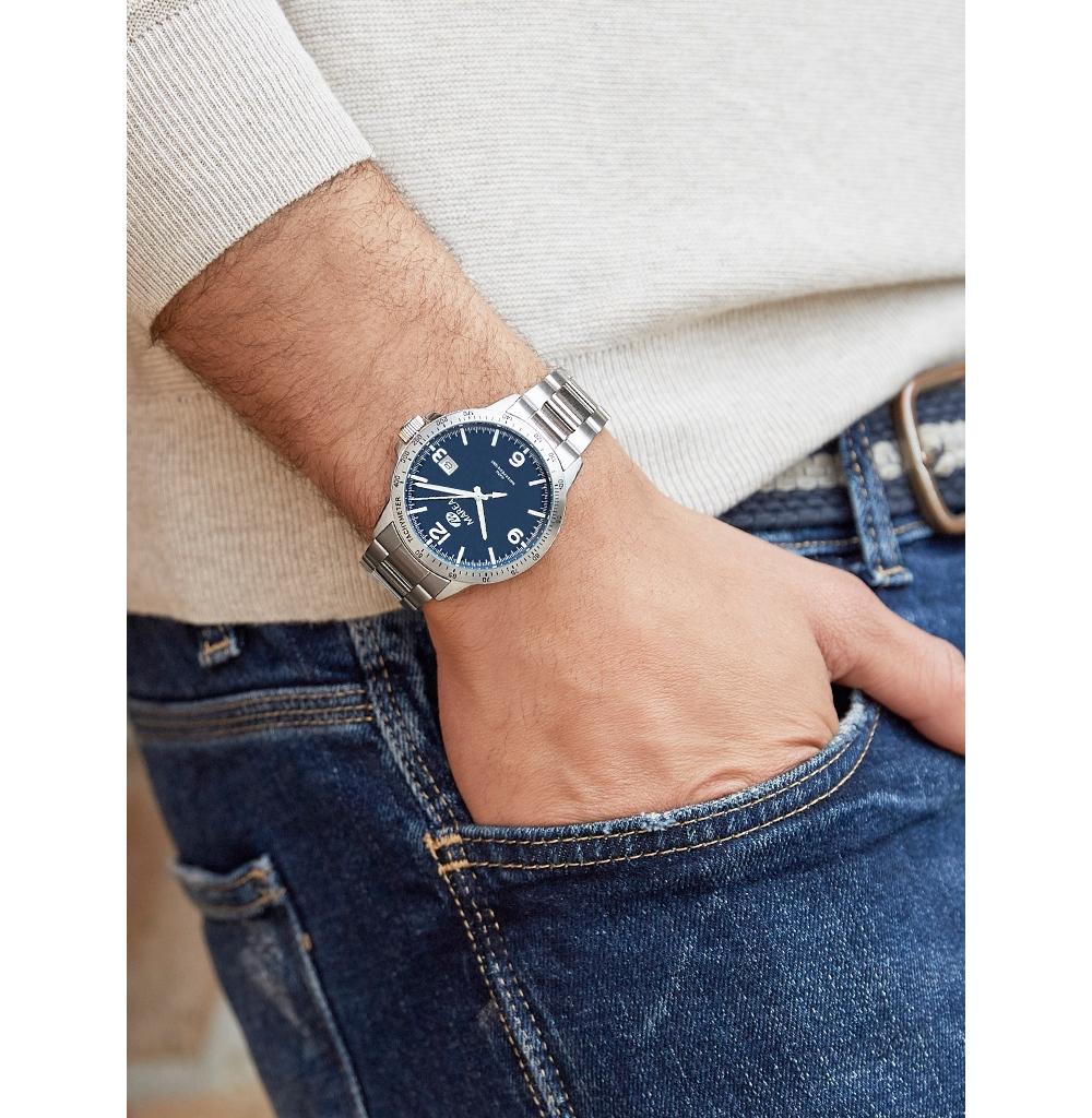 Watch Marea Man B36148-2 Silver-Grey