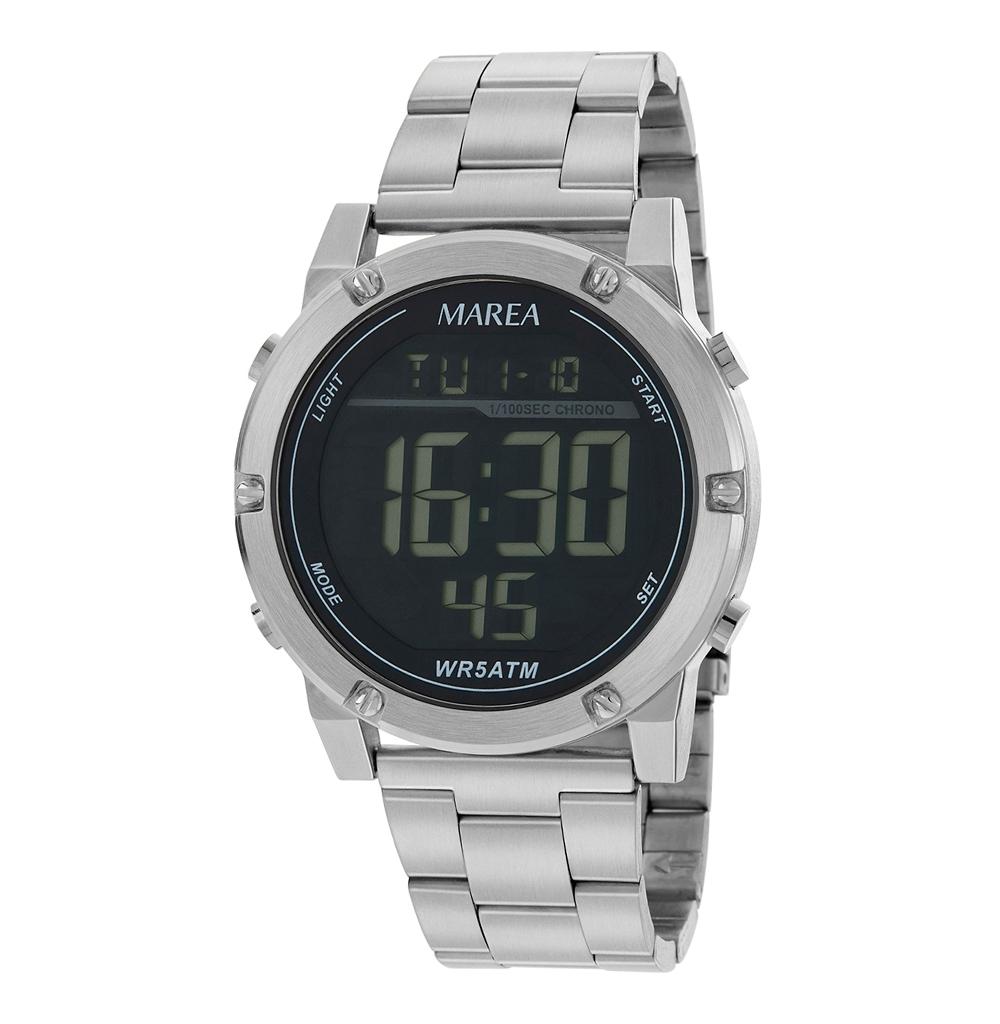 Watch Marea Man B35332-2 Silver
