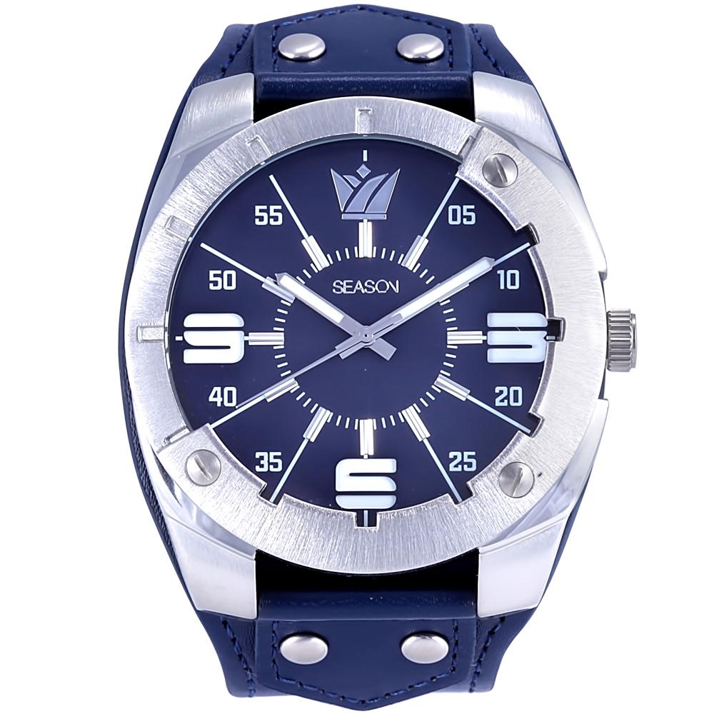 Ρολόι Season 4140-3 Μπλε Power Series