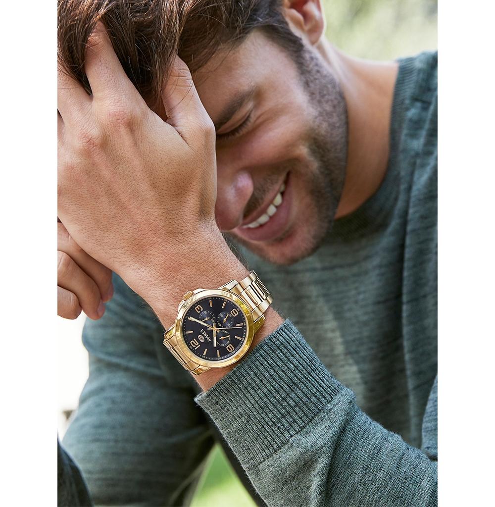 Ρολόι Ανδρικό Marea B41259-3 Ασημί