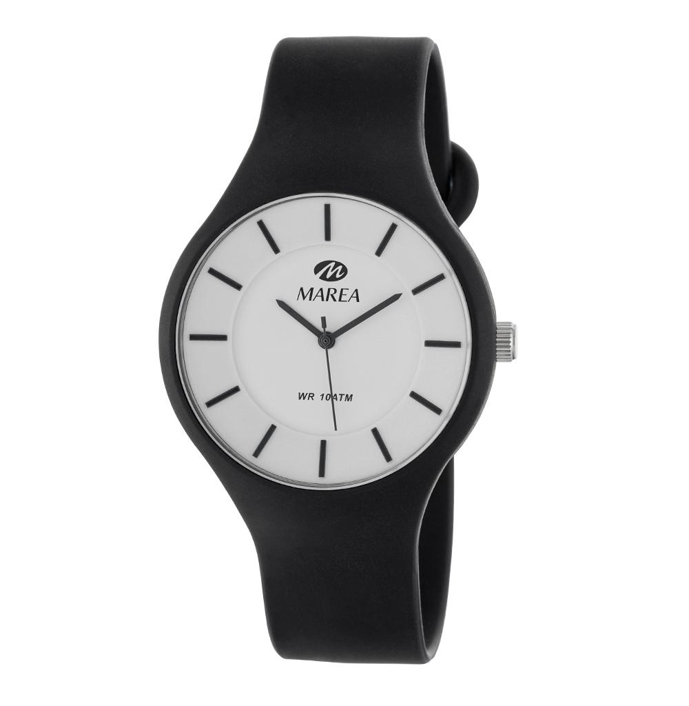 Ρολόι Ανδρικό Marea Colors B35324-1 Μαύρο