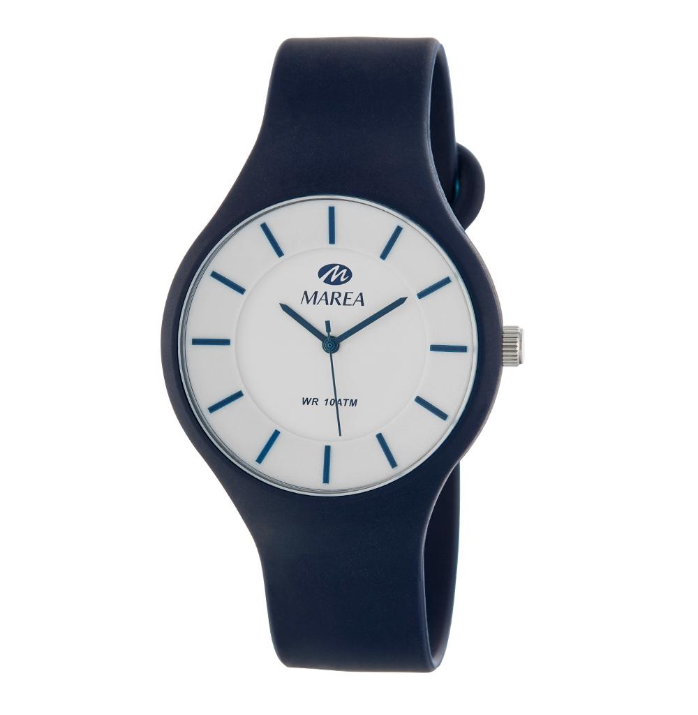 Ρολόι Ανδρικό Marea Colors B35324-3 Μπλε