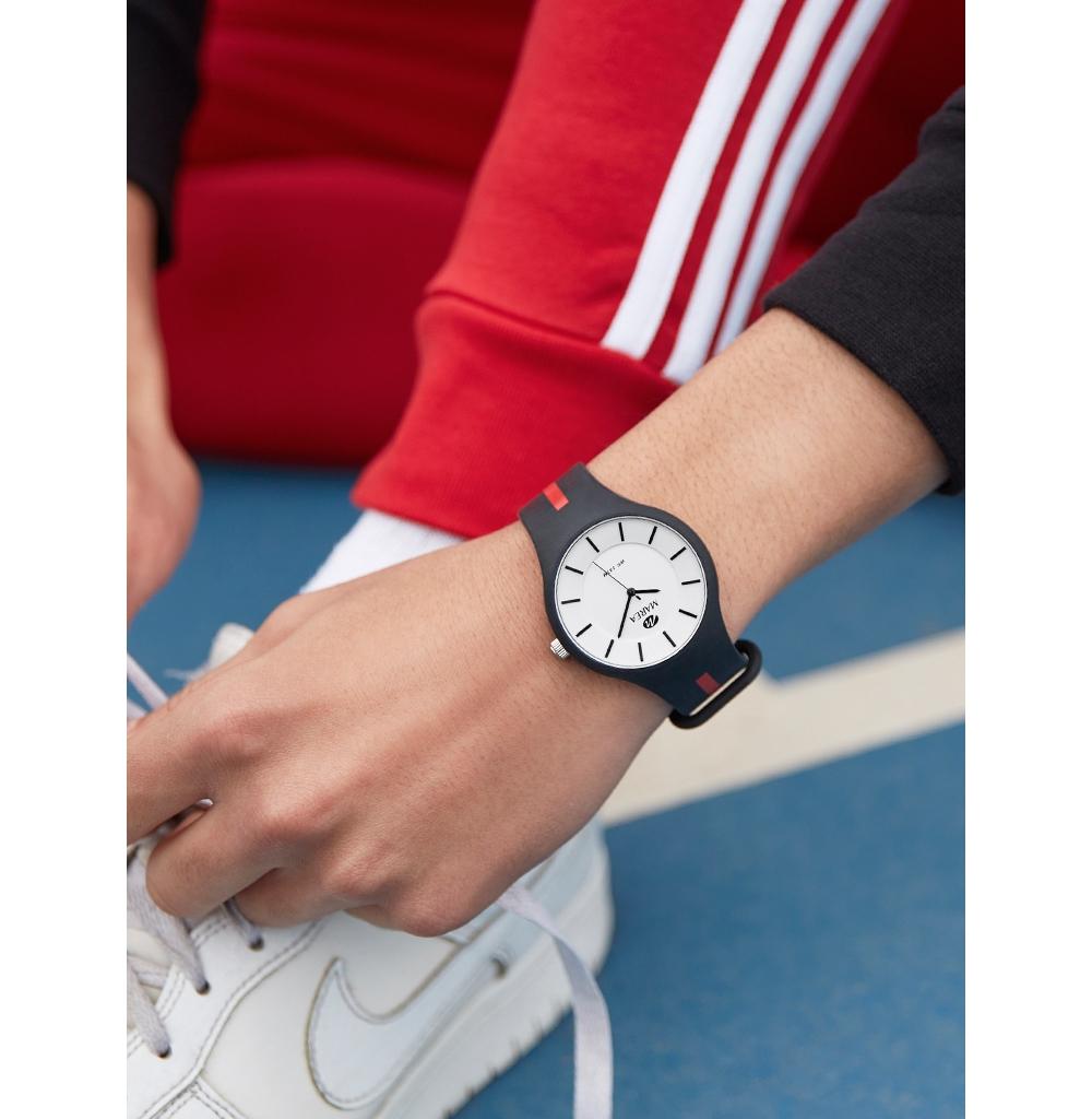 Ρολόι Ανδρικό Marea Playground B35324-10 Μαύρο
