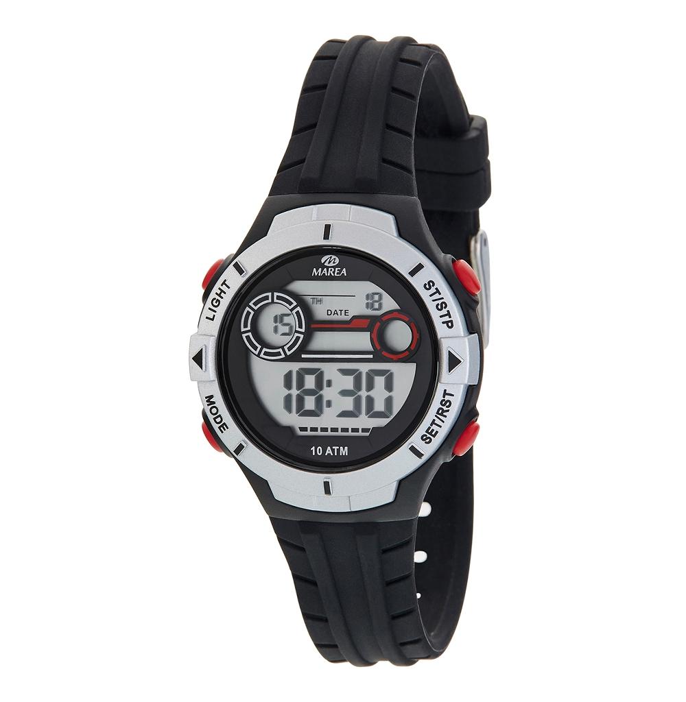 Ρολόι Παιδικό Marea Β25155-4 Μαύρο