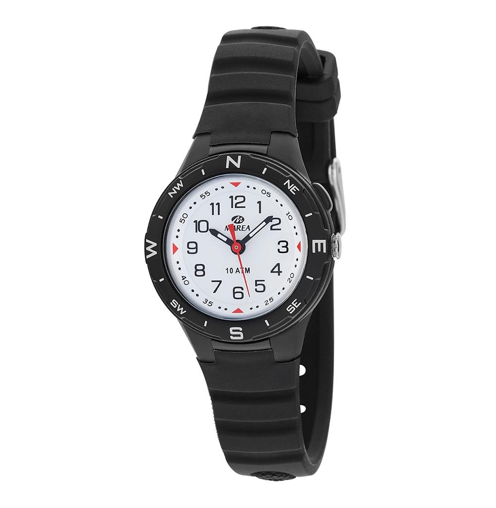 Ρολόι Παιδικό Marea Β25158-1 Μαύρο