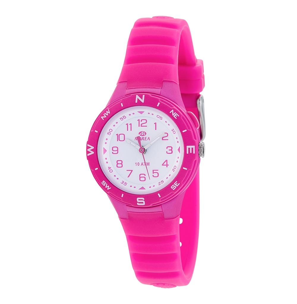Ρολόι Παιδικό Marea Β25158-3 Φούξια