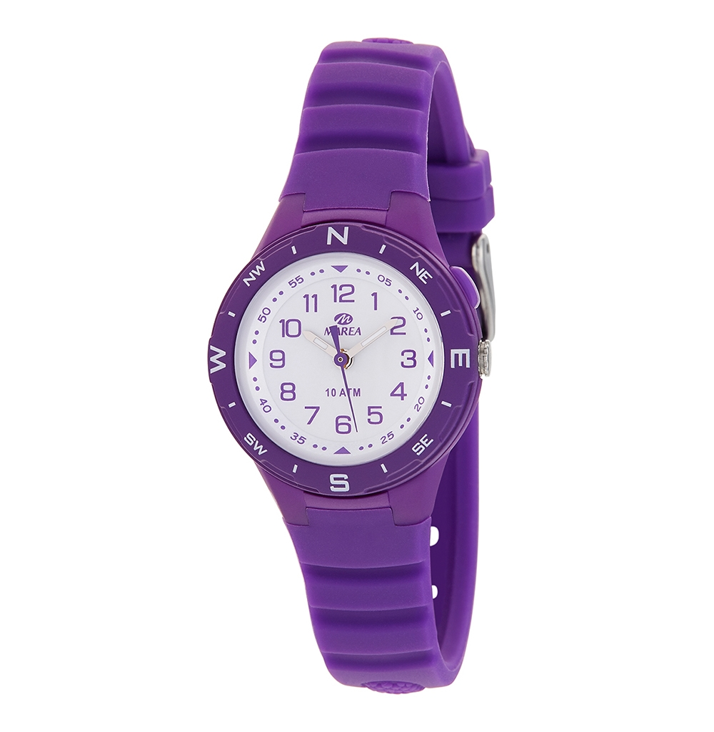 Ρολόι Παιδικό Marea Β25158-4 Μωβ