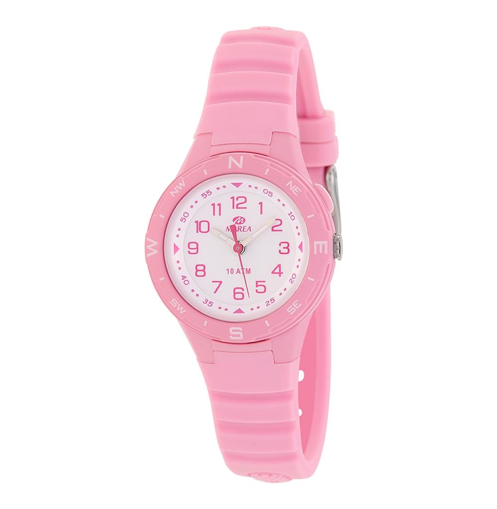 Ρολόι Παιδικό Marea Β25158-6 Ροζ