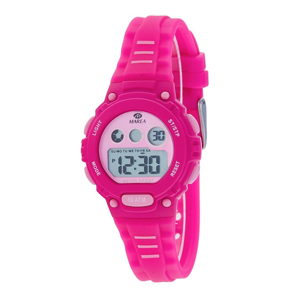 Ρολόι Παιδικό Marea Β25156-3 Φούξια