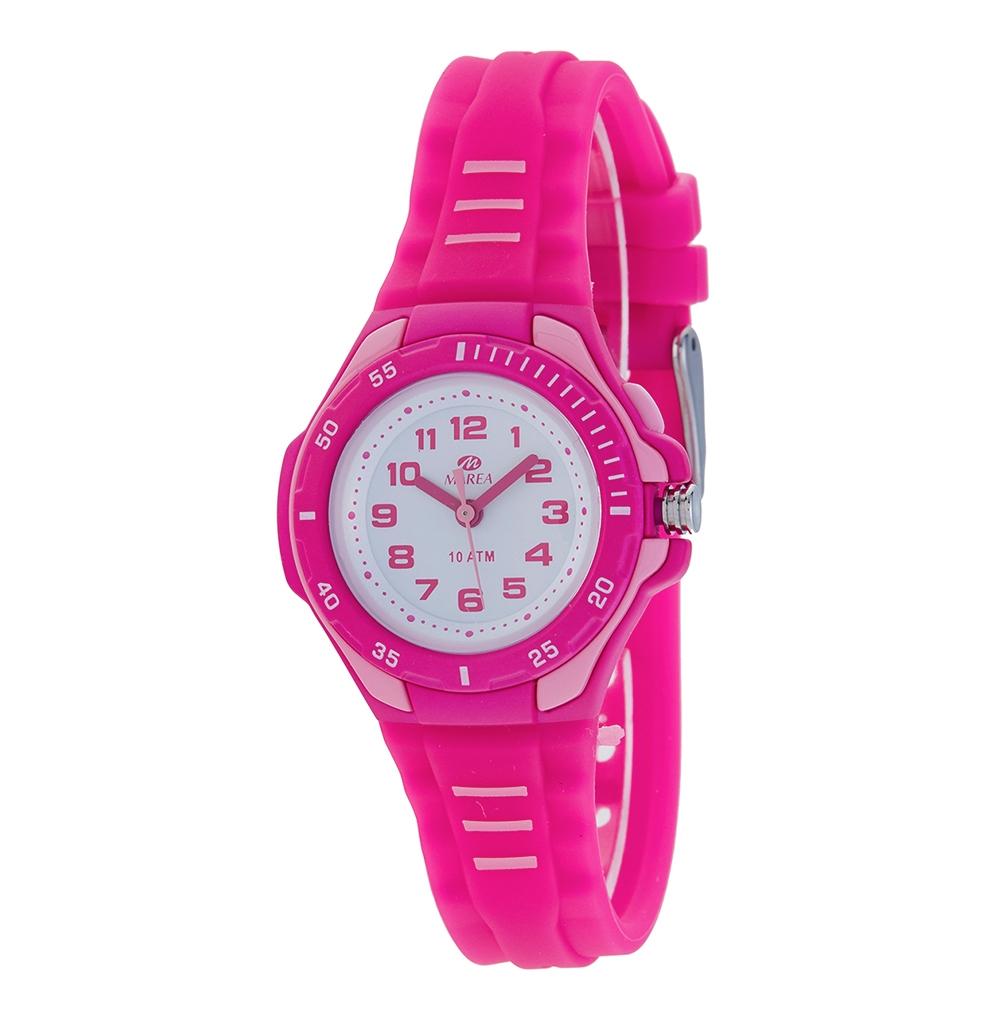 Ρολόι Παιδικό Marea Β25157-1 Φούξια