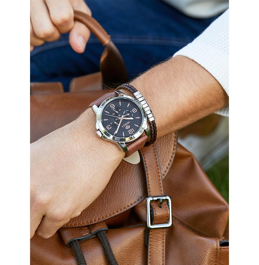 Ρολόι Ανδρικό Marea B41260-2 Ταμπά