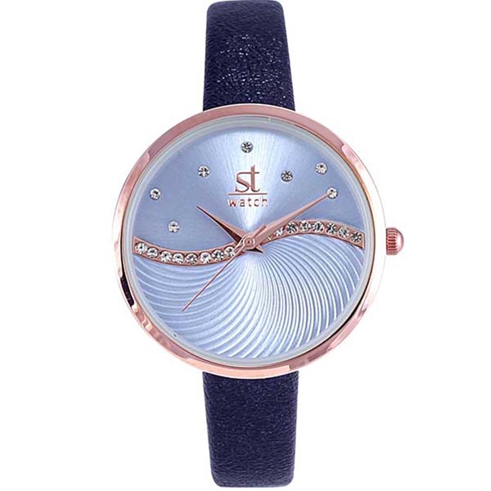 Ρολόι Season ST 2176-10 Μπλε Metropolitan Series