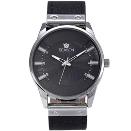 Unisex Watch Season 2186-3 Black