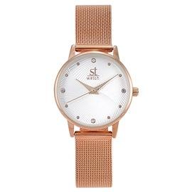 Ρολόι Season ST 2279-4 Ροζ Χρυσό High Line Series