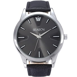 Unisex Ρολόι Season 2187-1 Μαύρο