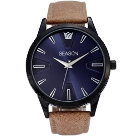 Unisex Ρολόι Season 2187-2 Μπεζ