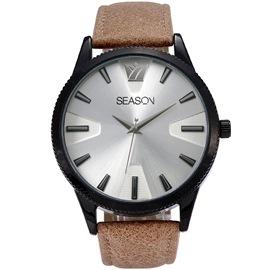 Unisex Ρολόι Season 2187-4 Μπεζ