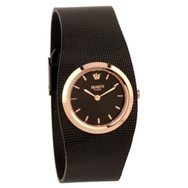 Stainless Steel Watch Season 6425-2 Black Skyline Series