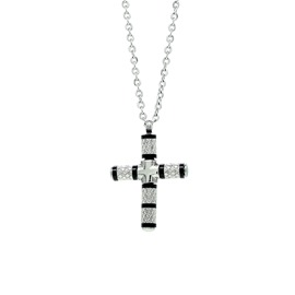 Men necklase Season 22116-1 Silver
