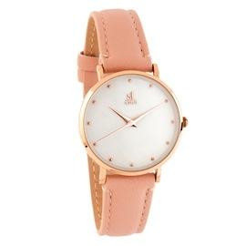 Ρολόι Season ST 9145-5 Ροζ-RG Petit Pearl Series