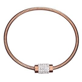 Βραχιόλι Season Jewels 1525-2 Ροζ Χρυσό