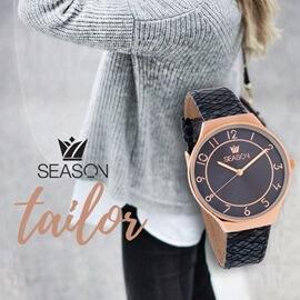 Ρολόι Season Time 6-1-37-1 Μπλέ Tailor Series