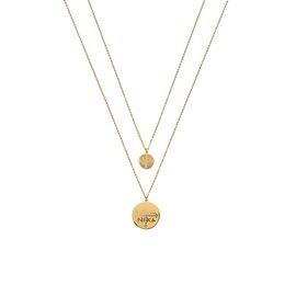 Κολιέ Season Jewels 1617-1 Χρυσό