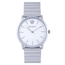 Γυναικείο ρολόι Season 2290-3 Ασημί