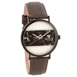 Stainless Steel Watch Season 6317-9 Grey Glam Series
