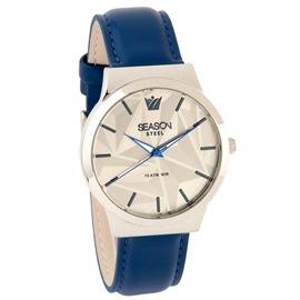 Ατσάλινο ρολόι Season 6319-3 Μπλε Charming Series
