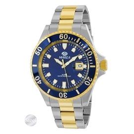 Ρολόι Ανδρικό Marea B36094-19 Δίχρωμο