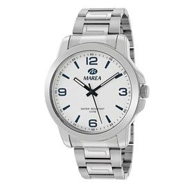 Ρολόι Ανδρικό Marea B41258-3 Ασημί