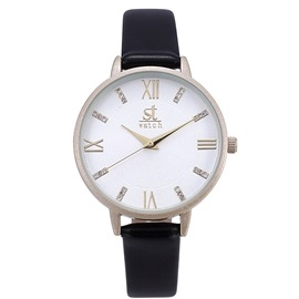 Season ST watch 2178-1 Black Madison Series