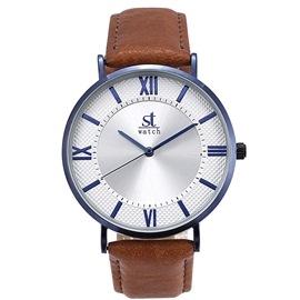 Ρολόι Season ST 2177-7 Καφέ Empire Series