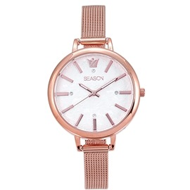 Season watch 4237-3 Rose Gold Avenue Series