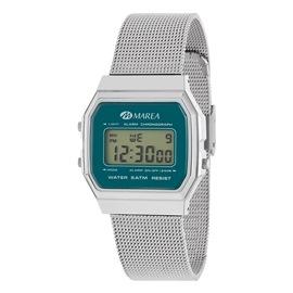 Ρολόι Γυναικείο Marea B35313-11 Πετρόλ